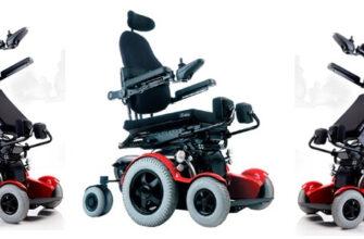 LEVO C3 Ayağa kaldıran akülü sandalye