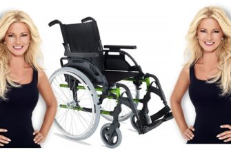 Müge Anlı tekerlekli sandalye bağışı